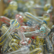 "2.5"" Keep It Simple Glass Hand Pipe"