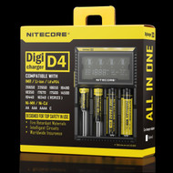 Nirecore Digital 4 Bay Charger