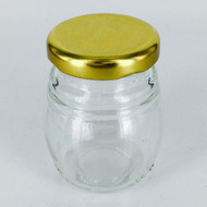 "Jar With Lid 2.5"" X 2"""