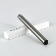 Slim 510 Threaded Battery w/o Button (SILVER)