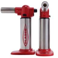 Blazer Big Buddy Torch Red & Stainless Steel