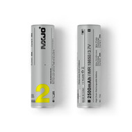 MXJO 18650 2500MAH 20A Battery