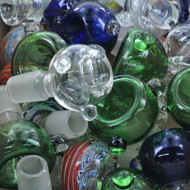 Glass Bowl 18mm Male (Assorted Styles)