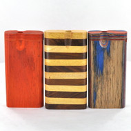 Wooden Dugouts (Assorted Styles)