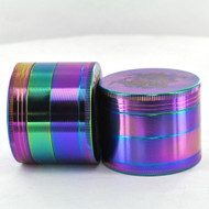 "2"" Aluminum Grinder (Assorted Colors)"