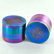 "Custom 2"" Aluminum Grinder (Assorted Colors)"