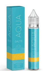 Aqua FLOW SALT E-Liquid 35MG 30ML
