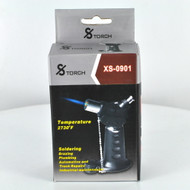Gun Style Refillable Windproof Butane JetTorch