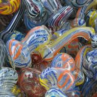 "5"" Glass Bubbler 2 Revenge Of The Hand Pipe"