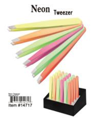 Neon Tweezers Assorted