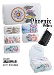 Phoenix Womens Dreamcatcher Wallet Assorted