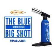 Limited Edition Blue Big Shot Butane Torch, By Blazer