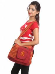 Cotton Ganesh Print Bag