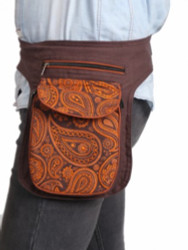 Cotton Fanny Pack, Assorted
