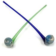 "Starfish Designs 24"" King Glass Gandalf Pipe"