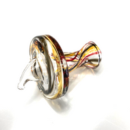 Lil' Colswirls Glass Carb Cap
