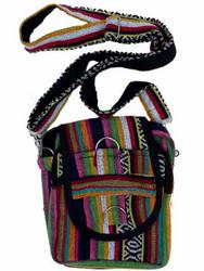 Small Hemp Passport Bag