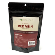 AK Botanicals Red Vein Kratom 4oz Powder
