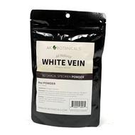 AK Botanicals White Vein Kratom 4oz Powder