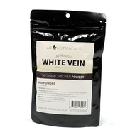AK Botanicals White Vein Kratom 4oz Powder