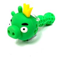 Angry Pig Silicone Pipe