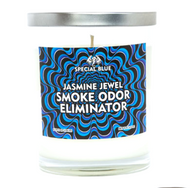 Lavendar Dreams Candle Special Blue