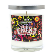 Berry Pie Candle Special Blue