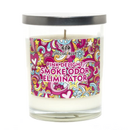 Pink Delight Candle Special Blue