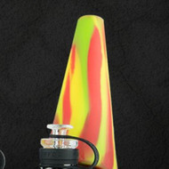 Eyce Silicone Replacement Top for Puffco Peak (Rasta)