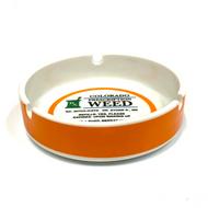 """Colorado RX Weed Prescription Ashtray  4"""" Ceramic Ash Tray"""