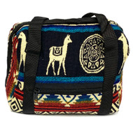 "10"" Tribal Design Padded Cotton Bag Paykoc"