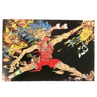 """Air Rick Wall Hanging Tapestry 30""""x40"""""""