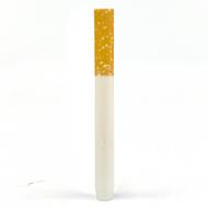 "3"" Ceramic Cigarette Bat for Dugout - Large Size"