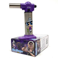 Limited Edition Dabbing Granny Blazer Big Buddy Butane Torch Purple