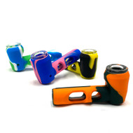 Fratboy Prometheus Glass and Silicone Hand Pipe