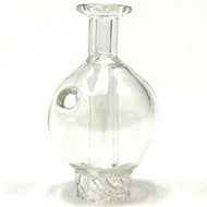Spiral Cut Ball Carb Cap with Air Hole Carb 25mm OD