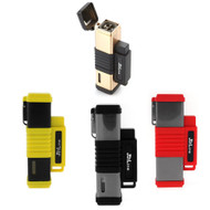 Choose your color!  Best pocket torch on the market.  4 flames for $20!