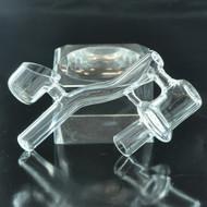 Full Quartz Dropdown Banger 10mm Female
