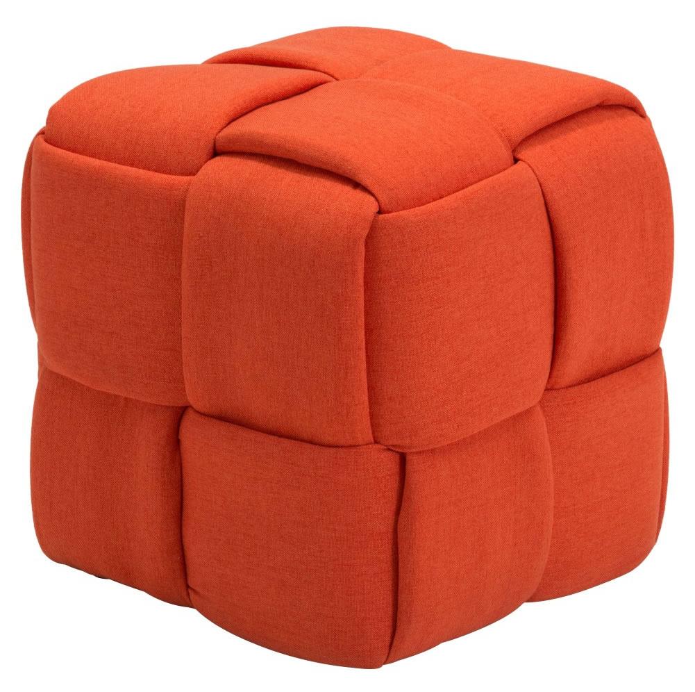checks stool orange