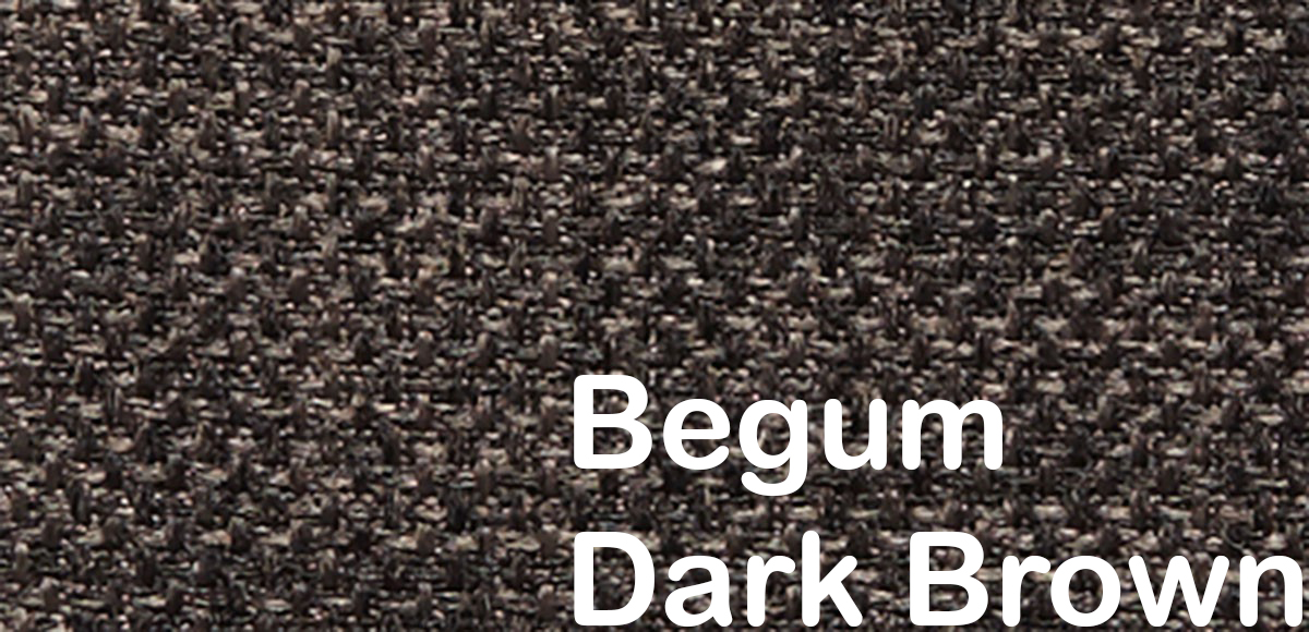 begum dark brown 503