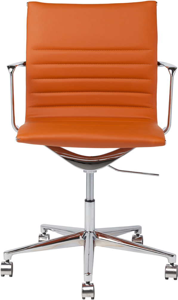the antonio office chair in ochre