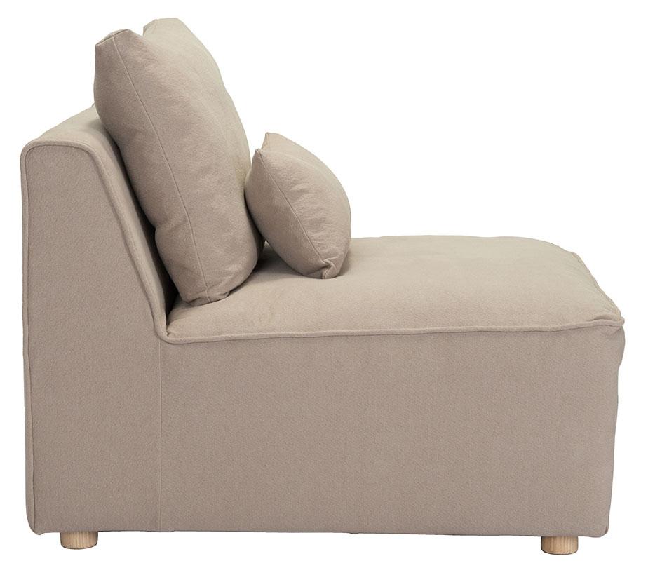 zuo modern california single chair stone