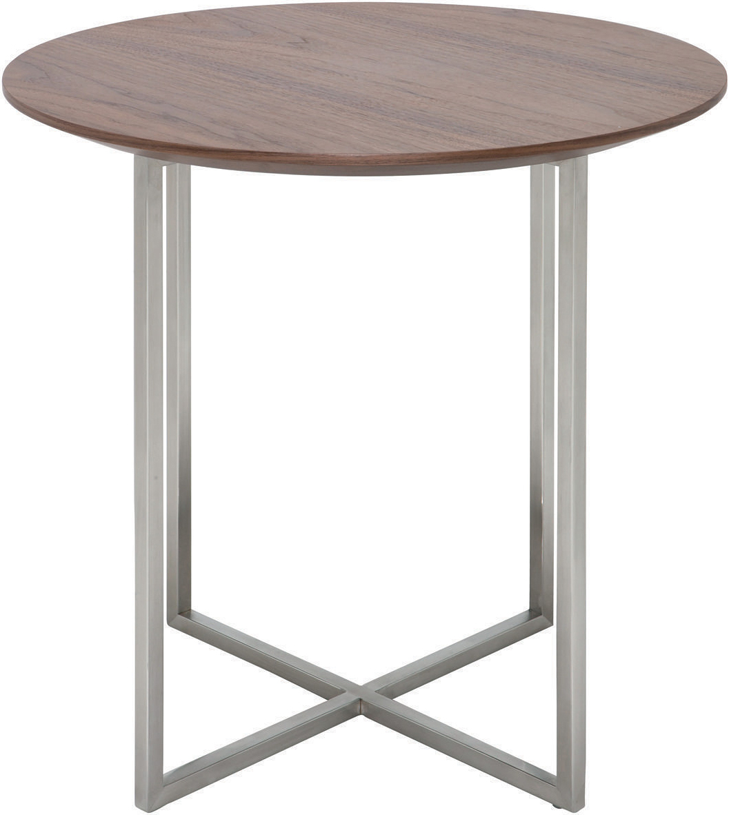 dixon side table american walnut