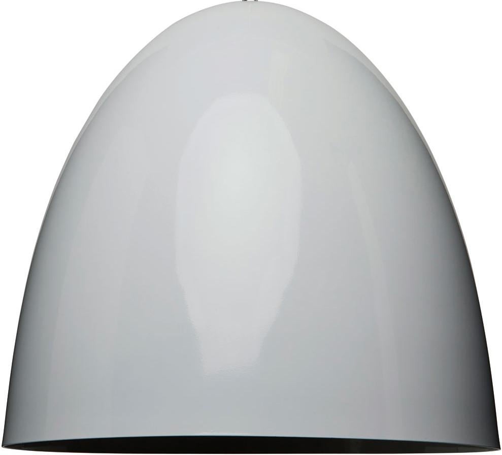 the dome pendant lamp in white