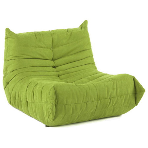 Downlow Chair in Green Color