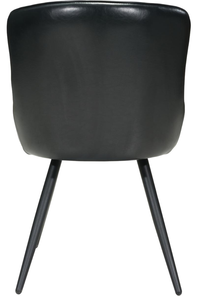 zuo modern dresden dining chair black