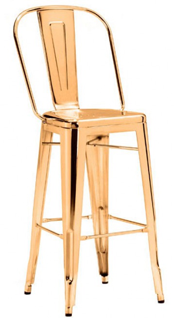the brand new elio bar chair gold available at AdvancedInteriorDesigns.com