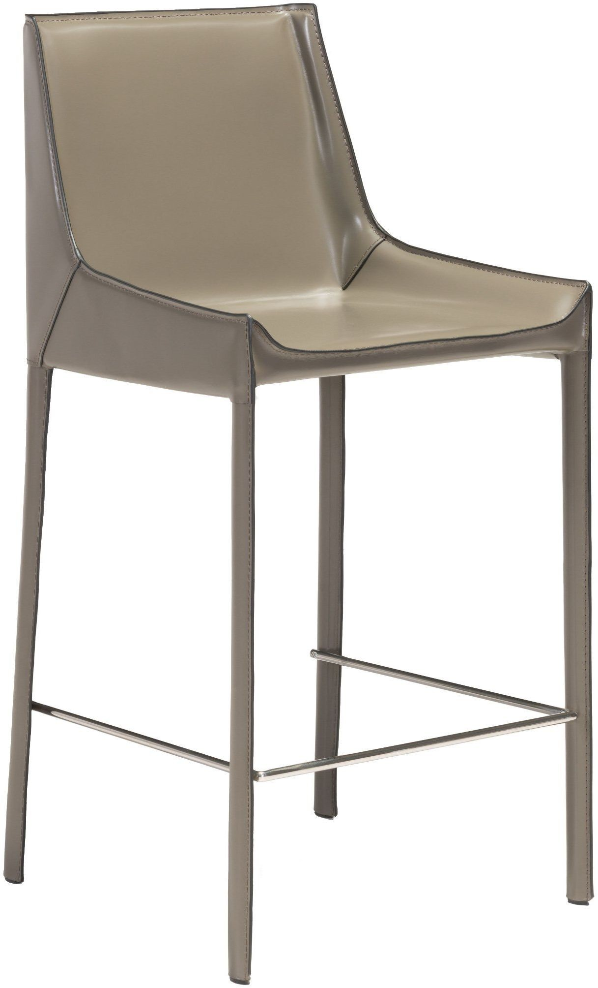 fashion bar chair stone gray