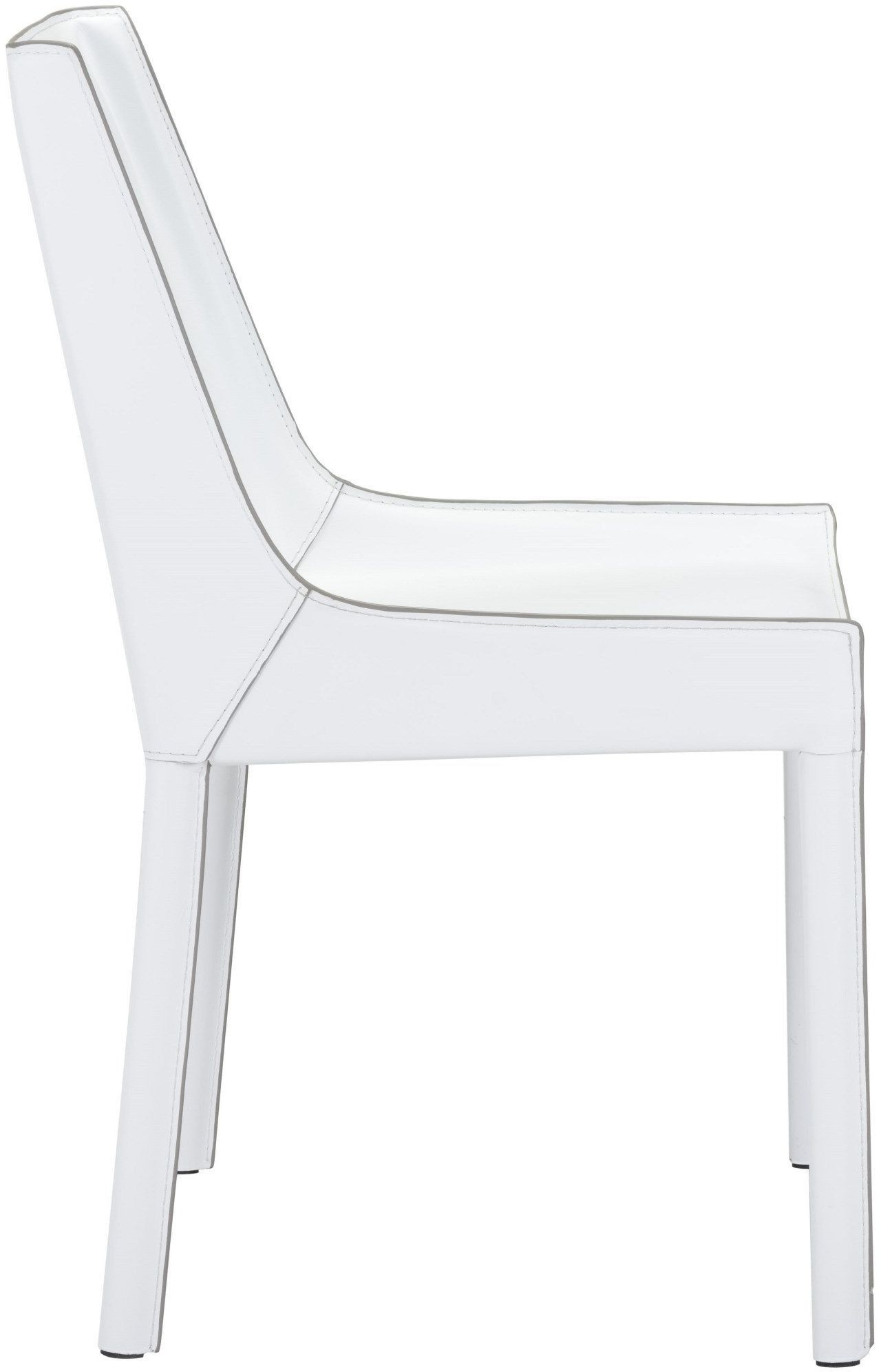 fashion white dining chair