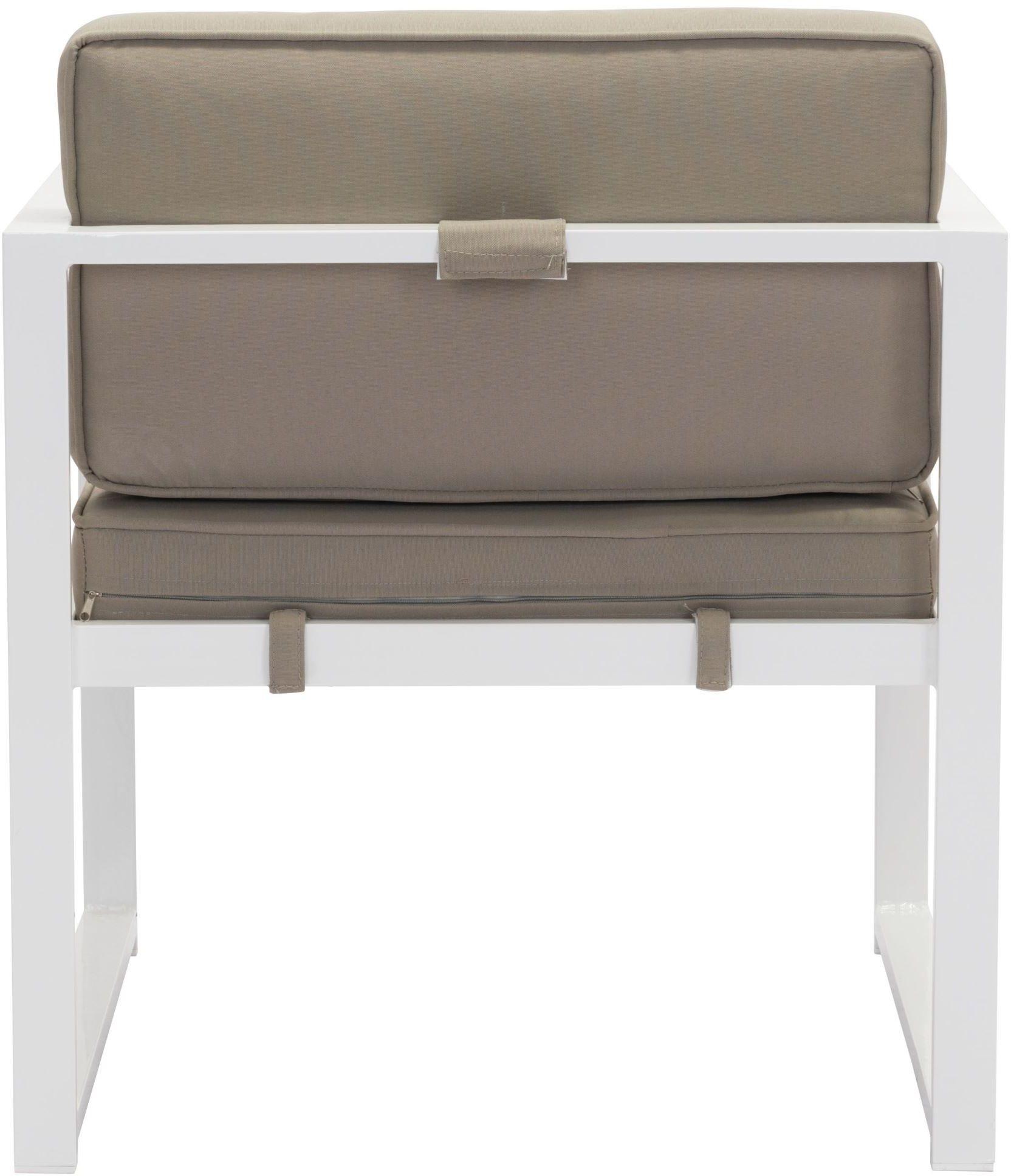 zuo golden beach armchair